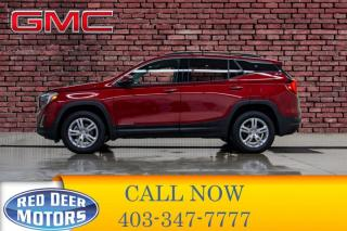 Used 2018 GMC Terrain AWD SLE BCam for sale in Red Deer, AB