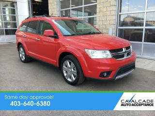 Used 2012 Dodge Journey R/T for sale in Calgary, AB