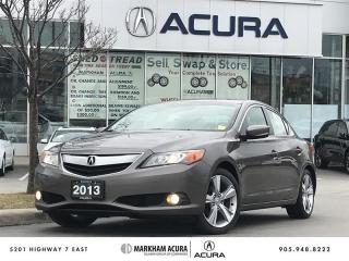 Used 2013 Acura ILX Premium at Winter Tires Equipped, Moonroof, Heated Seats for sale in Markham, ON