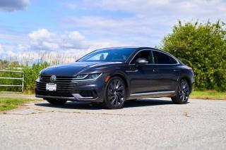 Used 2019 Volkswagen Arteon 2.0 TSI *DEMO HUGE SAVINGS* *DYNAMIC CHASSIS* *AUTONOMOUS BRAKING* *LANE ASSIST* *CARPLAY* *ANDROID AUTO* for sale in Surrey, BC