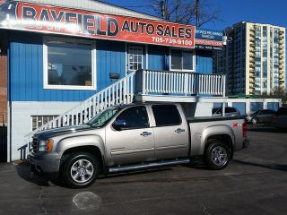 Used 2012 GMC Sierra 1500 SLT Crew Cab Z71 4x4 **Leather/Sunroof/Only 133k!** for sale in Barrie, ON