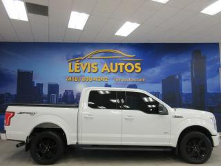 Used 2016 Ford F-150 Sport SuperCrew for sale in Lévis, QC