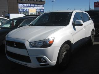Used 2012 Mitsubishi RVR 2 RM for sale in St-Hyacinthe, QC