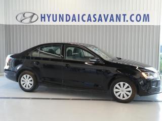 Used 2014 Volkswagen Jetta Comfortline 2,0L for sale in St-Hyacinthe, QC