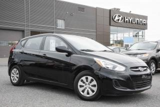 Used 2016 Hyundai Accent GL for sale in St-Hyacinthe, QC