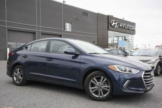 Used 2018 Hyundai Elantra GL for sale in St-Hyacinthe, QC