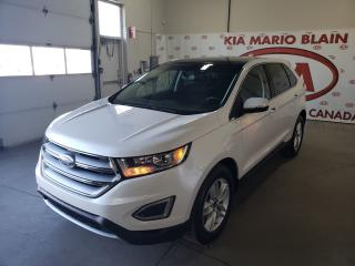 Used 2016 Ford Edge Sel Toit Pano for sale in Ste-Julie, QC