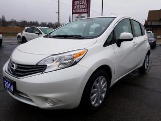 Used 2014 Nissan Versa Note 1.6 SV CLEAN CAR PROOF !!  BLUE TOOTH !! REAR CAMERA !! for sale in Cambridge, ON