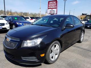 Used 2014 Chevrolet Cruze CLEAN CAR PROOF !!  DIESEL!!  LEATHER for sale in Cambridge, ON