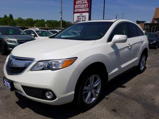 Used 2015 Acura RDX CLEAN CAR PROOF !!  ONE OWNER !! for sale in Cambridge, ON