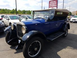 Used 1924 Hupmobile Tour CONVERTIBLE TOP for sale in Cambridge, ON