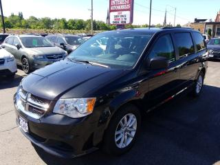 Used 2015 Dodge Grand Caravan SE/SXT CLEAN CAR PROOF !! STOW N GO !! POWER DOORS for sale in Cambridge, ON