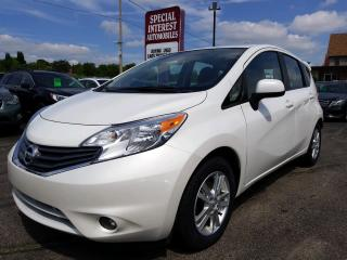 Used 2014 Nissan Versa Note 1.6 SV CLEAN CAR PROOF !!  ONE OWNER !! for sale in Cambridge, ON