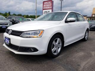 Used 2014 Volkswagen Jetta 2.0 TDI Comfortline BLUE TOOTH !!  SUNROOF !!  HEATED SEATS !! for sale in Cambridge, ON