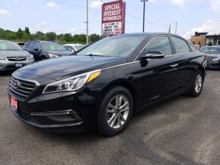 Used 2016 Hyundai Sonata GLS CLEAN CAR PROOF !!  SUNROOF !! BLIND SPOT !! LOCAL TRADE !! for sale in Cambridge, ON