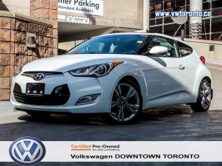 Used 2015 Hyundai Veloster for sale in Toronto, ON