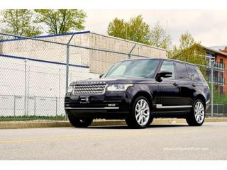 Used 2014 Land Rover Range Rover SC for sale in Vancouver, BC