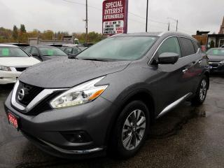 Used 2016 Nissan Murano SL NAVIGATION !!  SUNROOF !! HEATED LEATHER !! for sale in Cambridge, ON