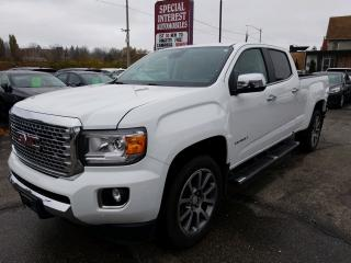 Used 2018 GMC Canyon Denali NAVIGATION | DIESEL | LEATHER for sale in Cambridge, ON