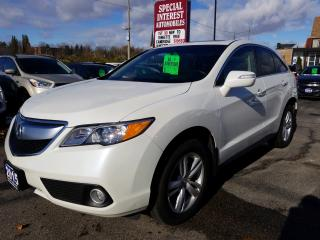 Used 2015 Acura RDX NAVIGATION | SUNROOF | LEATHER | AWD for sale in Cambridge, ON