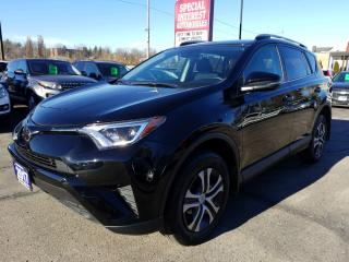Used 2017 Toyota RAV4 LE AWD !!  REAR CAMERA !!  HEATED SEATS for sale in Cambridge, ON