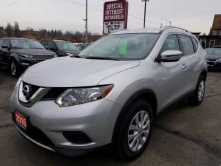 Used 2016 Nissan Rogue S AWD !!  BLUE TOOTH !! for sale in Cambridge, ON