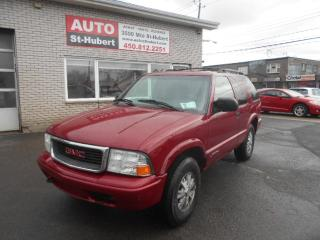 Used 2005 GMC Jimmy 4x4 for sale in St-Hubert, QC