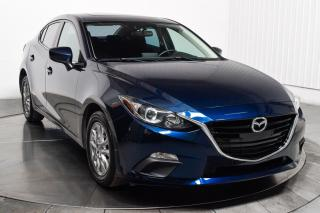 Used 2016 Mazda MAZDA3 Gs A/c Mags Caméra for sale in L'ile-perrot, QC