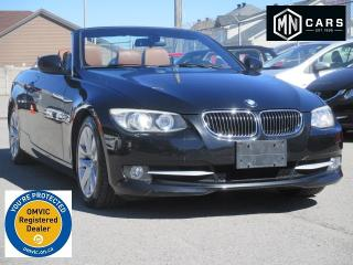 Used 2011 BMW 328i Convertible | Premium Pckg for sale in Ottawa, ON