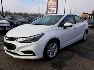 Used 2018 Chevrolet Cruze LT Auto SUNROOF !!  HEATED SEATS !!  REAR CAMERA !! for sale in Cambridge, ON