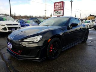 Used 2018 Subaru BRZ TS BREMBO BRAKES !!  STI WHEELS !!  NAVIGATION for sale in Cambridge, ON