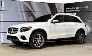 Used 2016 Mercedes-Benz GLC 300 Awd Premium+sport for sale in Laval, QC
