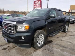 Used 2017 GMC Canyon SLE BLUE TOOTH !!  REAR CAMERA !!  4X4 !! for sale in Cambridge, ON