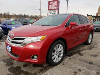 Used 2015 Toyota Venza NAVIGATION !!  SUNROOF !! LEATHER !! AWD !! for sale in Cambridge, ON