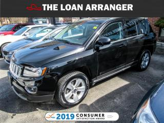 Used 2017 Jeep Compass for sale in Barrie, ON