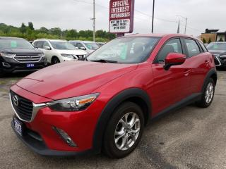 Used 2017 Mazda CX-3 GS AWD !!  HEATED SEATS !!  BLUE TOOTH !! REAR CAMERA !! for sale in Cambridge, ON