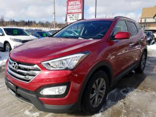 Used 2016 Hyundai Santa Fe Sport 2.4 Luxury BLUE TOOTH !!  HEATED SEATS !!  AWD !! for sale in Cambridge, ON
