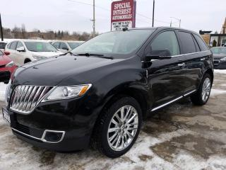 Used 2015 Lincoln MKX NAVIGATION !!  SUNROOF !!  AWD !! for sale in Cambridge, ON