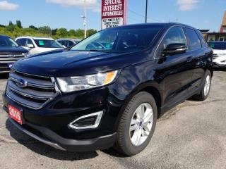 Used 2016 Ford Edge SEL NAVIGATION !!  SUNROOF !!  AWD !! for sale in Cambridge, ON