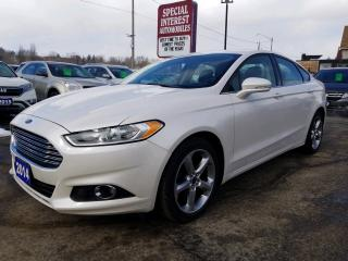 Used 2014 Ford Fusion AWD !!  BLUE TOOTH !!  REAR CAMERA !!  HEATED SEATS !! for sale in Cambridge, ON