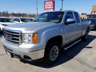 Used 2013 GMC Sierra 1500 SL LOCAL TRADE !!  CRUISE !!  KEYLESS ENTRY !! for sale in Cambridge, ON