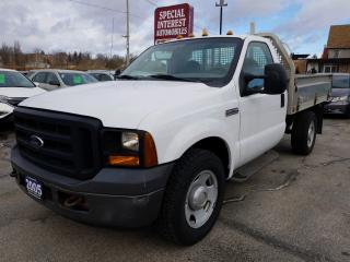 Used 2005 Ford F-350 Chassis XL for sale in Cambridge, ON