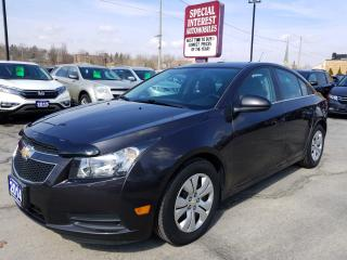 Used 2014 Chevrolet Cruze 1LT BLUE TOOTH !!  REMOTE START !! for sale in Cambridge, ON