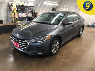 Used 2017 Hyundai Elantra Active ECO/SPORT mode * Reverse camera * Blindspot assist * Touchscreen * Phone connect * Voice recognition * Heated front seats/Steering wheel * Hand for sale in Cambridge, ON