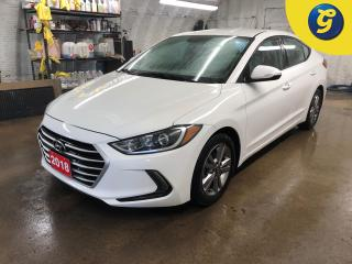 Used 2018 Hyundai Elantra Active ECO/SPORT mode * Reverse camera * Blindspot assist * Touchscreen *  Phone connect * Voice recognition *  Heated front seats/Steering wheel * Ha for sale in Cambridge, ON