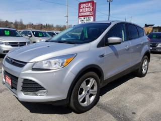 Used 2016 Ford Escape SE BLUE TOOTH !!  AWD !!  REAR CAMERA !! for sale in Cambridge, ON