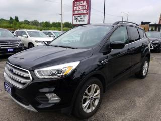 Used 2017 Ford Escape BLUE TOOTH !! REAR CAMERA !! HEATED SEATS !!  AWD for sale in Cambridge, ON