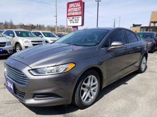 Used 2014 Ford Fusion SE for sale in Cambridge, ON