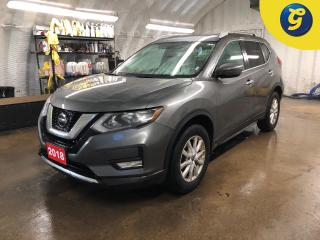 Used 2018 Nissan Rogue SV * AWD * Panoramic sunroof * Remote start * Nissan connect touchscreen * Back up camera * Blindspot assist * Phone connect * Voice recognition * Hea for sale in Cambridge, ON