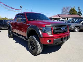 Used 2013 Ford F-150 FX4 for sale in Kemptville, ON